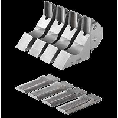 Strehler Pafta tarakları ve tutucuları, Strehler diş açma tarakları