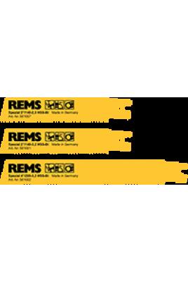 REMS Spesyal testere ağızları